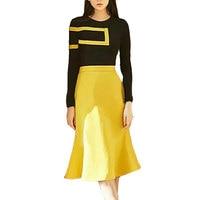 High Quality Full Cotton Women S 2pcs Set Spring Autumn Fashion Designer Runway Suit Set Long