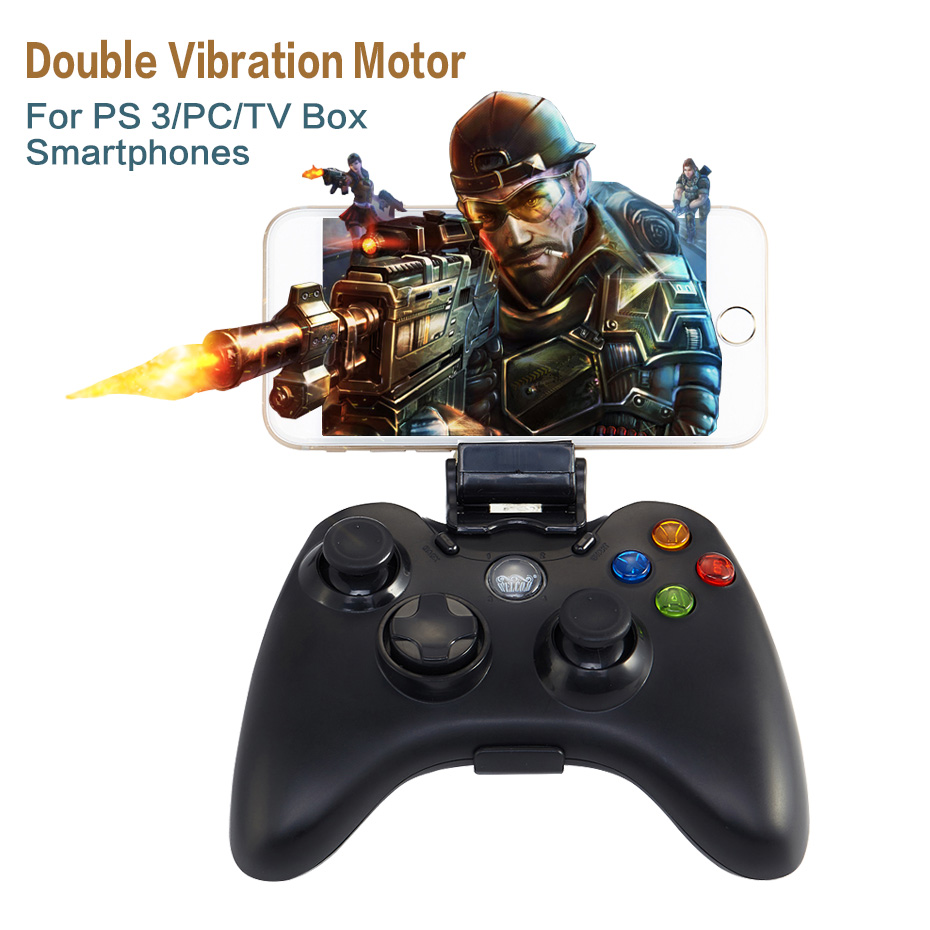 Wireless Bluetooth Controllers Gamepads for PS 3 Controllers Android iphone PC Gamer Smart TV VR Game Joystick USB Controllers