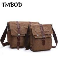 Hot 2016 New Casual Men Fashion Messenger Bags Military Canvas Handbags Travel Bag Man Crossbody Bags