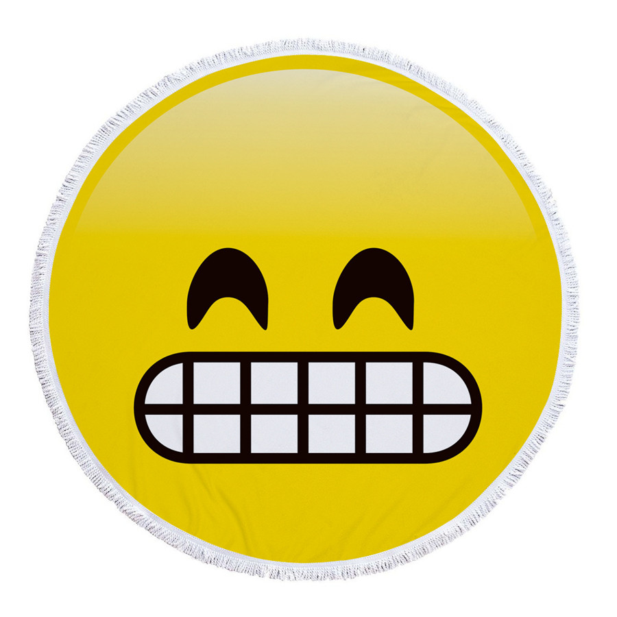 HTB1x.82mMvD8KJjy0Flq6ygBFXat - Emoji Beach Microfiber Towel - MillennialShoppe.com | for Millennials