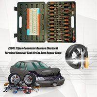 23 pçs ferramenta de reparo do automóvel conector terminal elétrico ferramenta remoção liberação conjunto kit para o trabalho de desmontagem componente eletrônico automático|Conjuntos ferramenta manual|   -