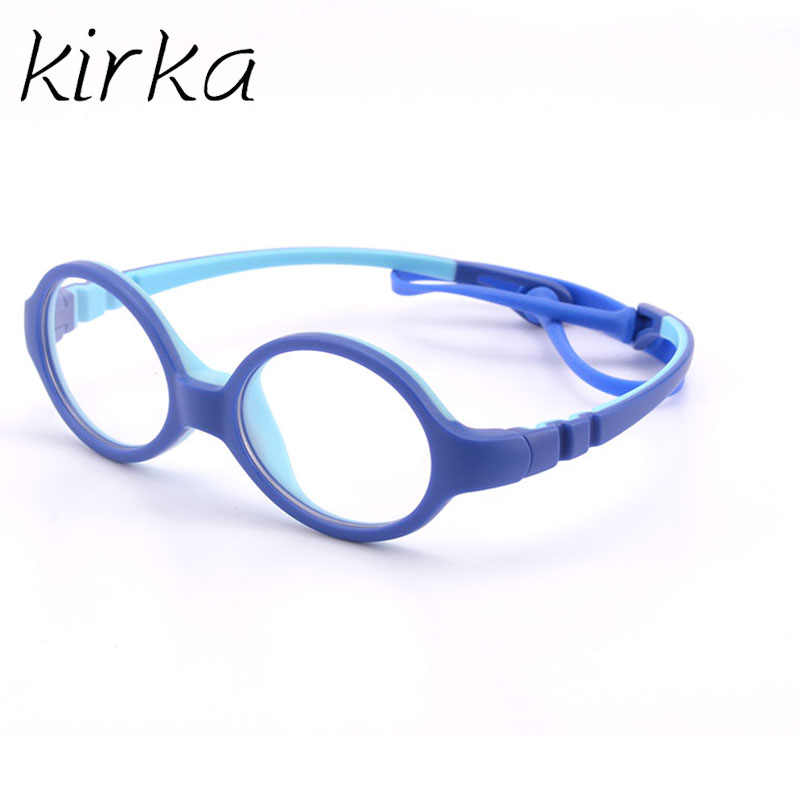 Kirka 2019 Kids Glasses Child Cute Glasses Frame Spectacle Frames For Children Prescription Myopia Small Children Glasses