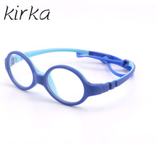 ФОТО kirka 2018 kids glasses child cute glasses frame spectacle frames for children prescription myopia small children glasses