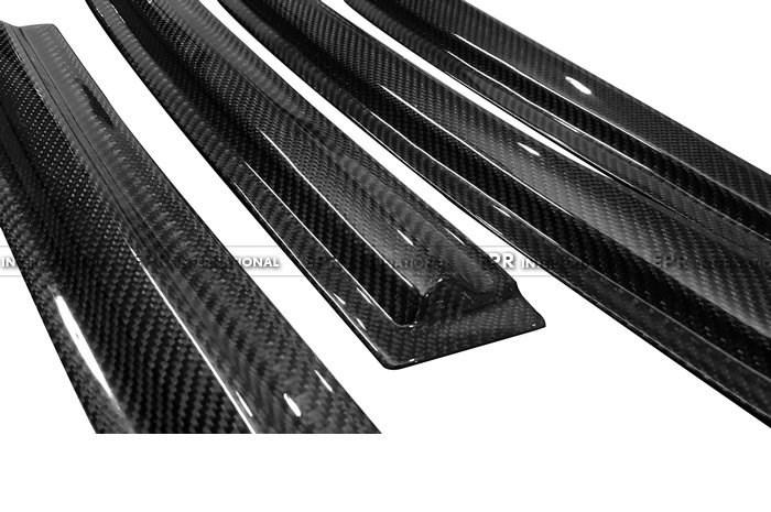 Honda Civic FD2 Carbon Wind Deflector (5)_1