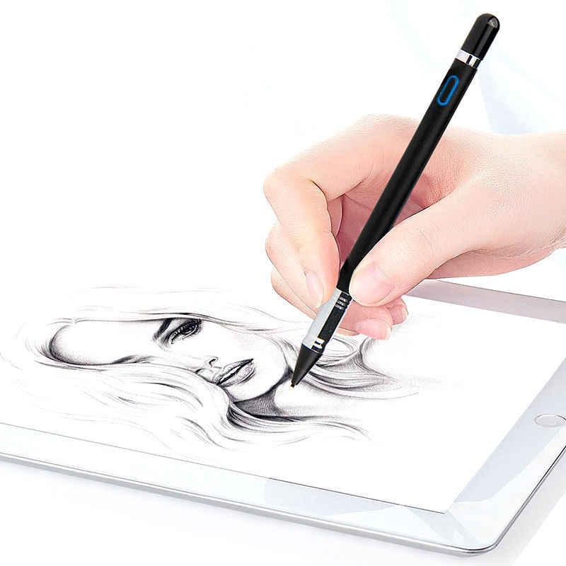 Активный стилус Сенсорный экран Кончик карандаша для huawei MediaPad S8 M1 M2 M3 Lite 8,0 10,1 M3 8,4 M5 8,4 10,8 планшетный емкостный стилус