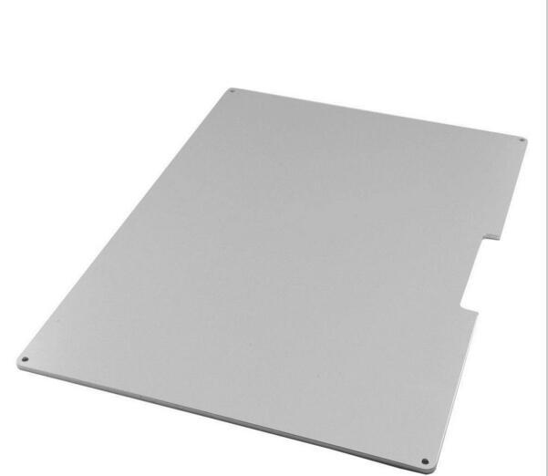 Bricolage 3d imprimante kit 300x200mm en aluminium lit chauffant plaque bucover imprimante 3D RepRap Prusa i3 Kit Upgarde pour MK1/2 lits chauffants