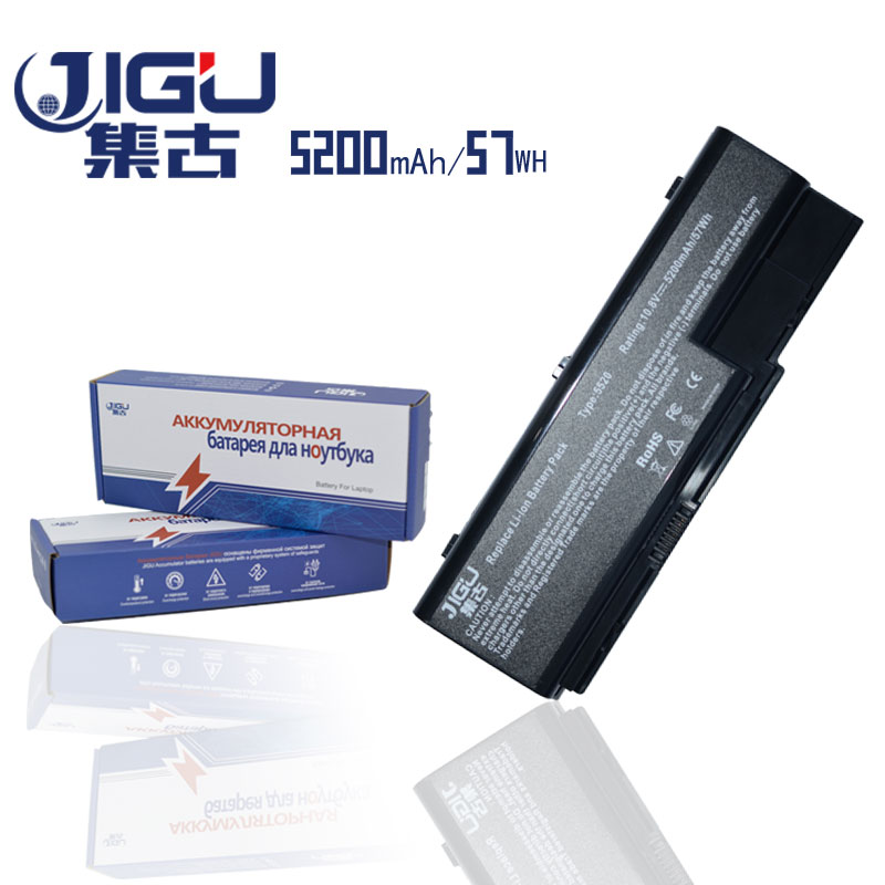 JIGU New Laptop Battery For Acer Aspire 5715Z 5720 5942 5942G 6530 6530G 6920 6920G 6930 6930G 6935 6935G 7220 7230 7235 7330 new 16 0 laptop lcd screen replacement for acer aspire 6920g 6930g 6935g 1366x768