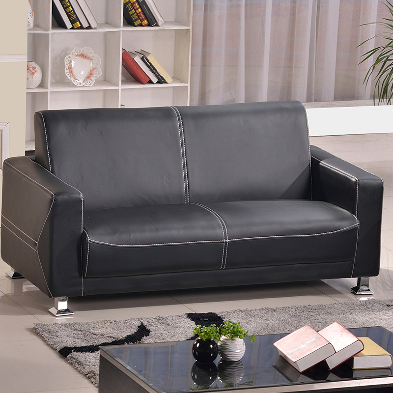 Simple Leather Sofa | Goodca Sofa