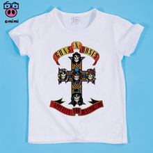 Use Your Illusion Print T-Shirt Boys Girls Toddlers Kids