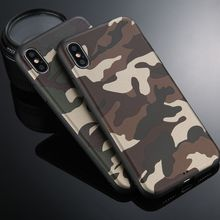 Hot Sale For iphone 6 6s 7Plus 8 Plus Cover Cool Camouflage