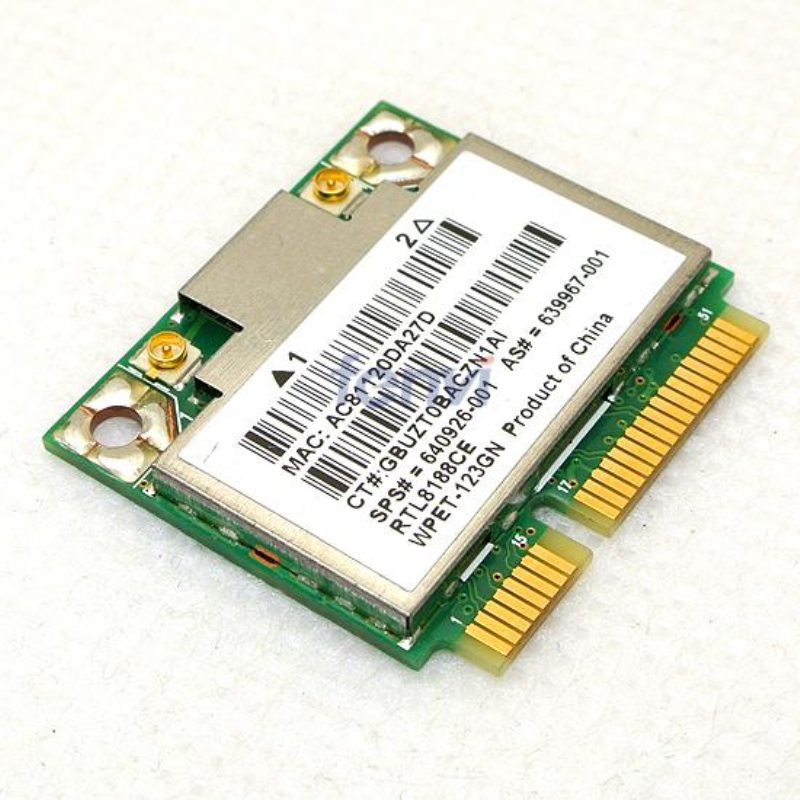 NYCPUFAN USB 2.0 Wireless WiFi Lan Card for HP-Compaq Pavilion HPE h8-1214
