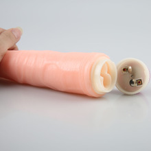 Soft Silicone Vibrator/Dildo For Flirting Needs