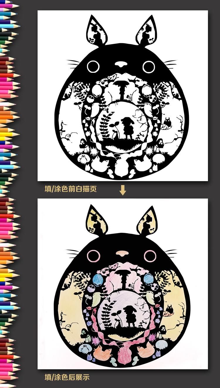 Hatsune Miku Libro Para Colorear Para Niños Adultos Alivio Del Estrés Mata El Tiempo De Moda Graffiti Pintura Dibujo Anime Coloridos Libros