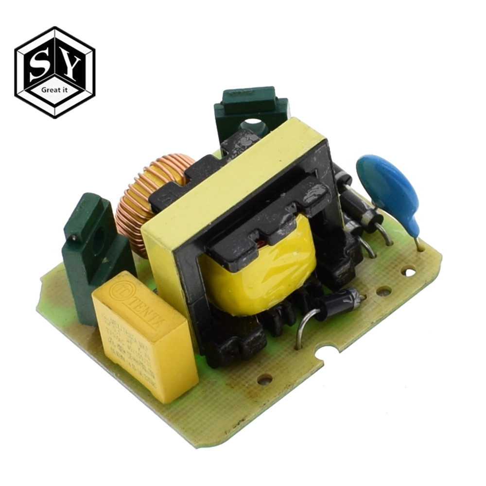 12V to 220V Step UP Power Module 35W DC-AC Boost Inverter Module Dual Channel
