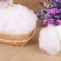 New Eco friendly Cotton Filling Material Polyester PP Cotton Stuffing Doll DIY Non Woven Filler Plush Toys 1000g