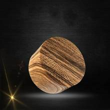 Itek Mini Portable Wireless Bluetooth Stereo Speakers Wood Grain Style Loudspeaker Hands-free Call Support TF Card USB Charging