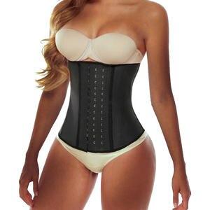 54f33ab274b88 miss moly Women Waist Trainer Corset Slim Body Shaper