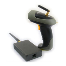 Wireless Barcode Scanner Reader Handheld 32Bit High Scaned Speed Cordless POS Bar Code Scan for inventory