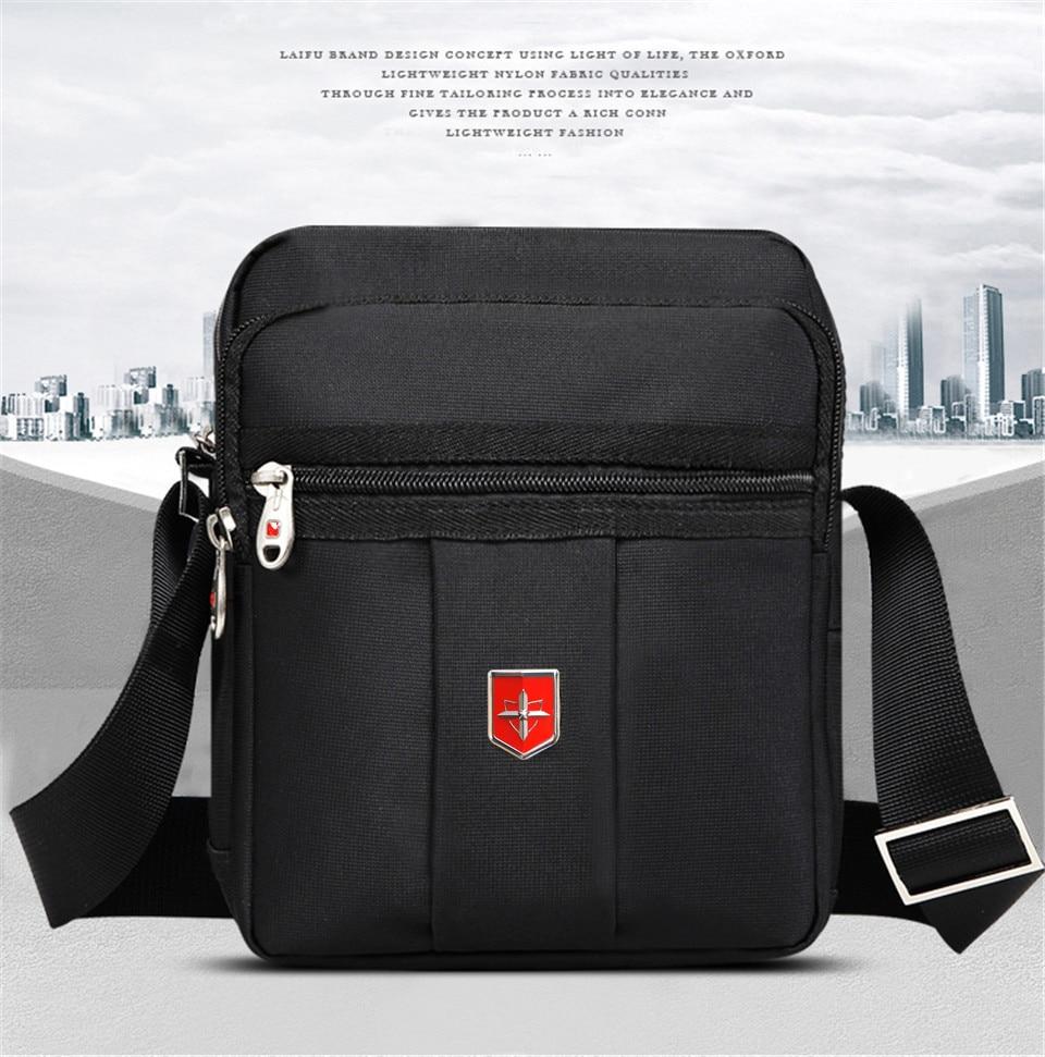 a62a5c4265 New Swiss Brand Men S Handbags Messenger Shoulder Bag Crossbody ...