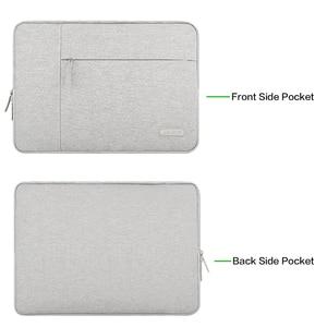 Image 5 - MOSISO Laptop Tasche Für Macbook Air 13 2018 Modell A1932 Modell Laptop Fall Abdeckung für Macbook Air 13,3 Mac A1369 a1466 Notebook Fall