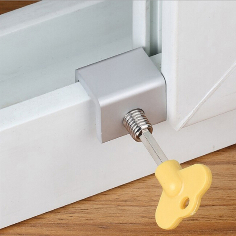 Protecting Baby Safety Security Protection For Children Protection On Windows Window Lock Child Safety Lock Window Stopper