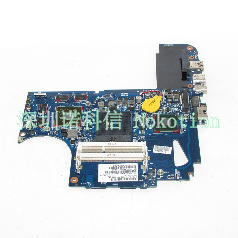 NOKOTION 654173-001 laptop motherboard for HP ENVY 14 14-2000 Series PCA SYS Board HM65 DSC HD6630M 1GB 6050A2443401-MB-A02 nokotion original 773370 601 773370 001 laptop motherboard for hp envy 17 j01 17 j hm87 840m 2gb graphics memory mainboard
