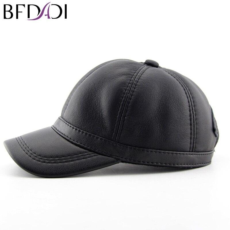 Detalle Comentarios Preguntas sobre BFDADI 2018 gorras de béisbol Otoño  Invierno carta Negro hombres sombreros de béisbol a estrenar del tamaño  grande 56 57 ... 0e84eb0deb3