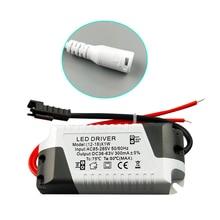 3 ワット 36 ワット Led ドライバ 85 265V 300mA ライトトランス、定電流電源アダプタ led ランプストリップ照明