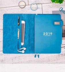 A5 Morbido Scuola Planner Notebook Giornaliero Settimanale Annuale Planner Notebook Personal Journal Diary 2019 Planner Agenda Organizer 2019