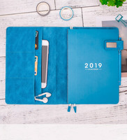 A5 Soft School Planner Notebook Daily Weekly Yearly Planner Notebook Personal Journal Diary Organizer Planner Agenda 2018 2019