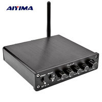 AIYIMA TPA3116 Subwoofer Bluetooth Amplifier HiFi TPA3116D2 2.1 Channel Digital Audio Amplifiers 50W*2+100W DC12 24V