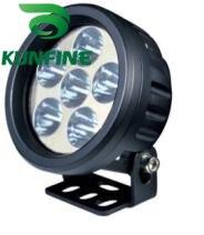 Waterproof 10~30V DC 18W Auto High Power LED Work Light 3.5inch + 18months warranty KF-2318