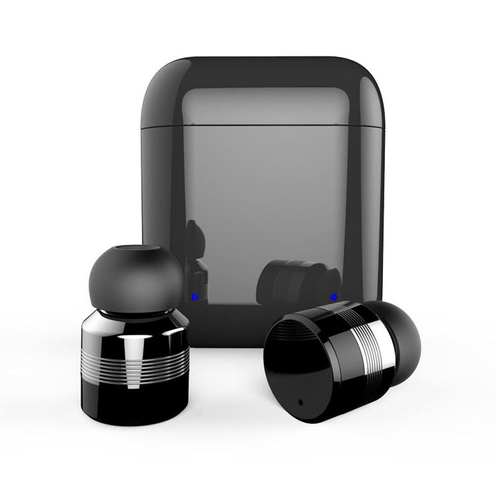 Mini Wireless Bluetooth 5.0 Earphone In-Ear Touch Control Double Mic Earphone Headset NEW ARRIVALMini Wireless Bluetooth 5.0 Earphone In-Ear Touch Control Double Mic Earphone Headset NEW ARRIVAL