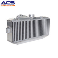 ACS Core Size 20x11.5x4.5 Inch 2.5 Inch Inlet/Outlet Universal Bar And Plate Aluminum Air To Air Intercooler