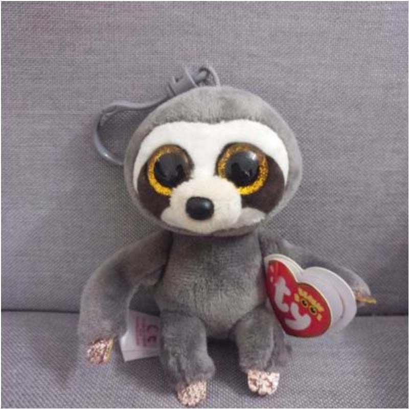 6b3ca84e387 ... 2018 Ty Beanie Boos Plush Toy 15cm 6inch Rodney Multicolor Hamster  Stuffed Animal Doll Kids Toy
