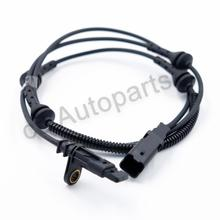 Front L/R ABS Wheel Speed Sensor For CITROEN C6 PEUGEOT 407 4545.G6 4545.A9 4545G6 4545A9 9642687580 0986594520 S119290001Z