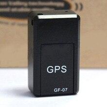 Мини gps трекер автомобиль долгое время ожидания магнитное устройство слежения для автомобиля/человека расположение датчик локации gps система записи функция