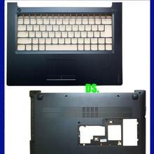 / для lenovo Ideapad 310-14 310-14ISK 310-14IKB 14ISK 510-14 14ISK клавиатура с вырезами под ладонь верхняя крышка+ Нижний Базовый чехол