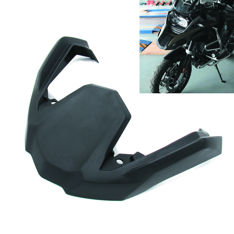 Motorcycle Front Break Fender Mudguard Extension Wheel Cover For BMW R1200GS R 1200 GS 1200GS LC ADV Adventure 2013-2016