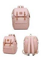 Brand Large Capacity Multifunctional Waterproof Travel Nappy Diaper Backpacks Maternity Backpacks For Baby Mom Mother Bebe Bags