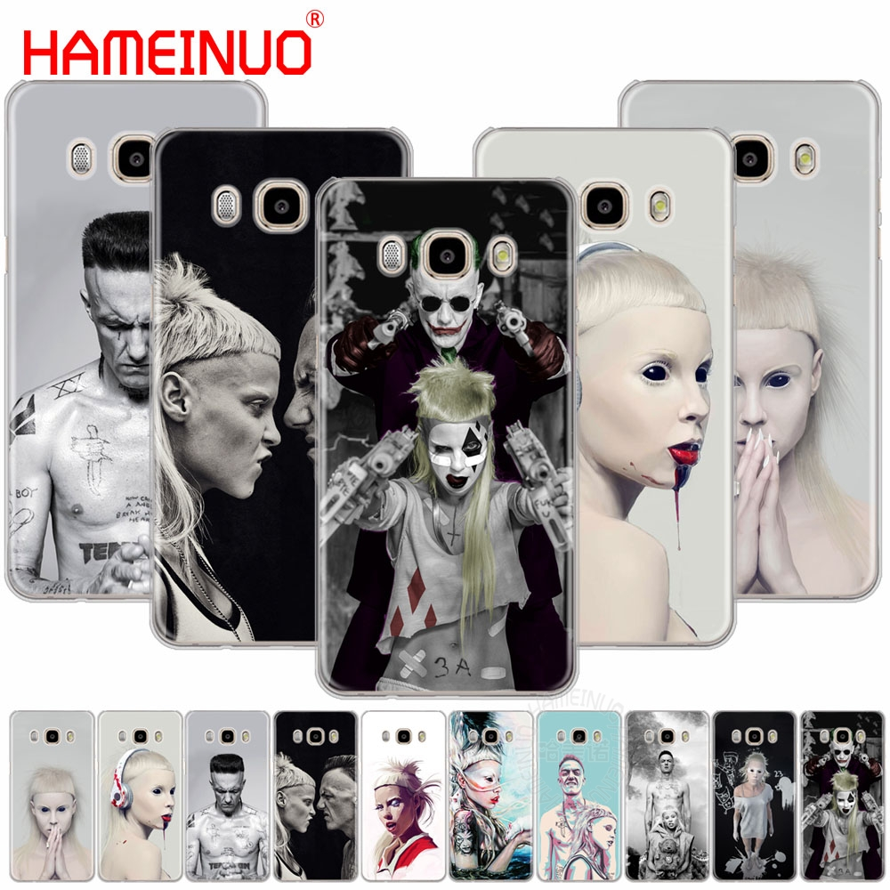 HAMEINUO Die Antwoord YoLandi cover phone case for Samsung Galaxy J1 J2 J3 J5 J7 MINI ACE 2016