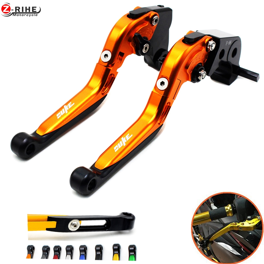 Brake accessories Folding Adjustable Motorcycle Brake Clutch Levers Telescopic folding For ktm 690 SMC SMC-R Duke/Duke R 2012-20 1pc new hid white canbus t10 w5w 5630 6 smd car auto led light bulb lamp 194 192 158 vehicle tail light lamp bulb super bright