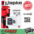 Kingston карта micro sd карты памяти 4 ГБ 8 ГБ 16 ГБ 32 ГБ класса 4 microsd картао де memoria tarjeta micro sd карт tf оптовая много