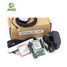 Escudo 3G compatible con Aduino, Raspberry Pi,SIM5320E a bordo