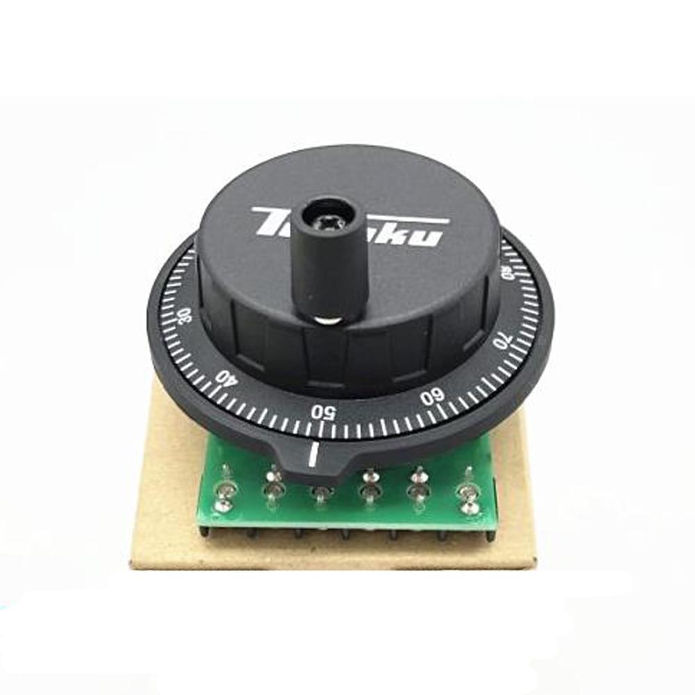 NEW TOSOKU 25ppr 100ppr CNC Hand wheel Pulser Encoder RE45T Dia 60mm for MITSUBISHI SIEMENS FANUC