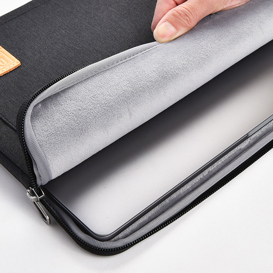 Image 3 - WIWU Laptop Bag Case 13.3 14.1 15.4 inch Waterproof Notebook Bag for MacBook Air 13 Case Laptop Sleeve for MacBook Pro 13 2019-in Laptop Bags & Cases from Computer & Office