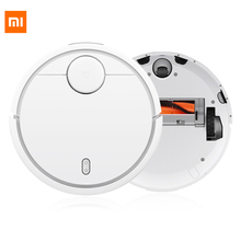 Original XIAOMI MI Robot Vacuum Cleaner for Smart Home Automatic Sweeping Dust Sterilize Timer Planned APP Remote Control 2017