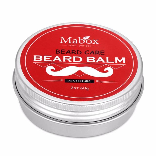 BellyLady Men Beard Shaving Cream Moisturizing Beard Care Oil Moustache Beard Balm