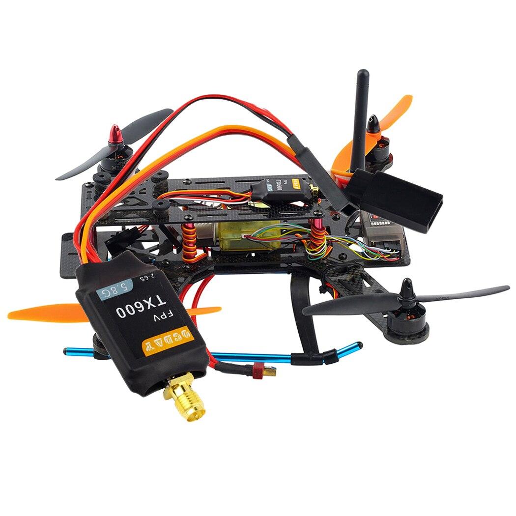 TX600 Mini 5.8G 600MW Long Range Video Transmitter For FPV free shipping tx600 5 8g 600mw fpv transmitter video tx av 32ch video for for dji phantom 2