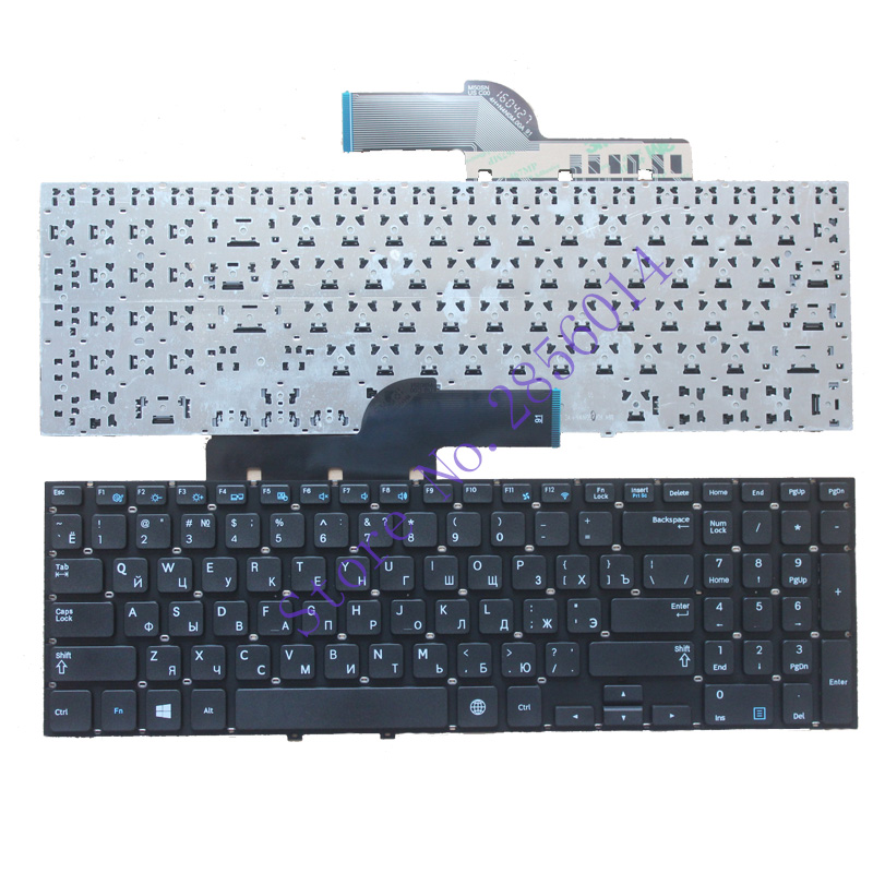 NEW!!! Russian Keyboard for Samsung 355E5C NP355E5C NP350V5C 355V5C NP355V5C 550P5C NP350E5A Black RU laptop keyboard russian keyboard for gateway ne56 ne56r ne51b p5ws6 ne71b nv59a nv59c nv79c ru black